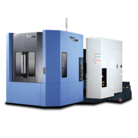 Syracuse Supply Horizontal Machining Centers Doosan NHM