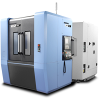 Syracuse Supply Horizontal Machining Centers Doosan NHP