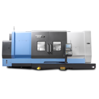 Syracuse Supply Horizontal with Milling Doosan PUMA 1000