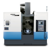 Syracuse Supply 5-Axis Machining Centers Doosan VC 5AX
