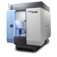 Syracuse Supply Vertical Machining Centers Doosan VC